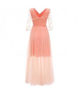 Vestido Dauphin