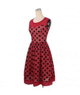 Vestido Loretta Red